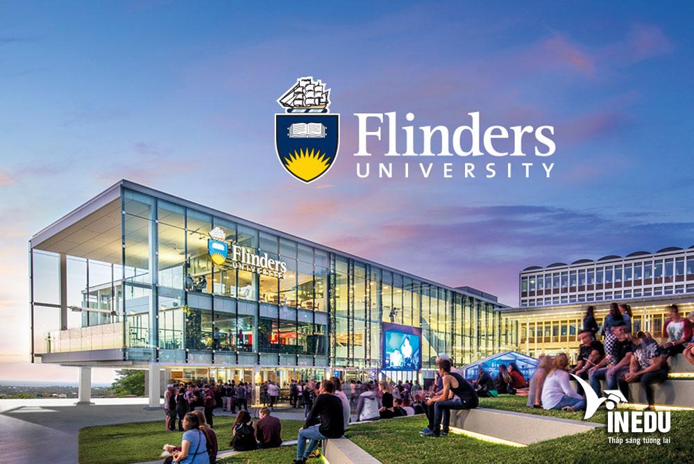 Học bổng du học Úc hệ Thạc sỹ tại trường Flinders University