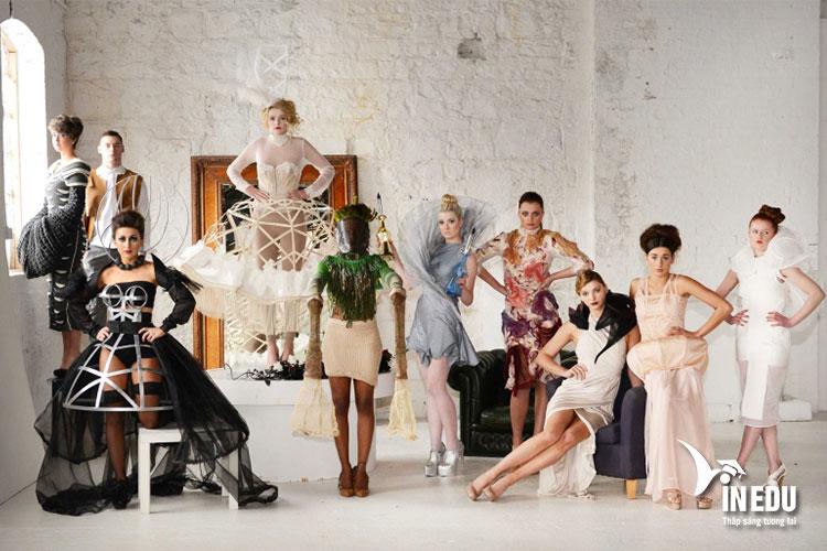 Pháp cái nôi của ngành thiết kế thời trang