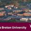 Trường Đại học Cape Breton – Học phí tiết kiệm, cơ hội thực tập cao