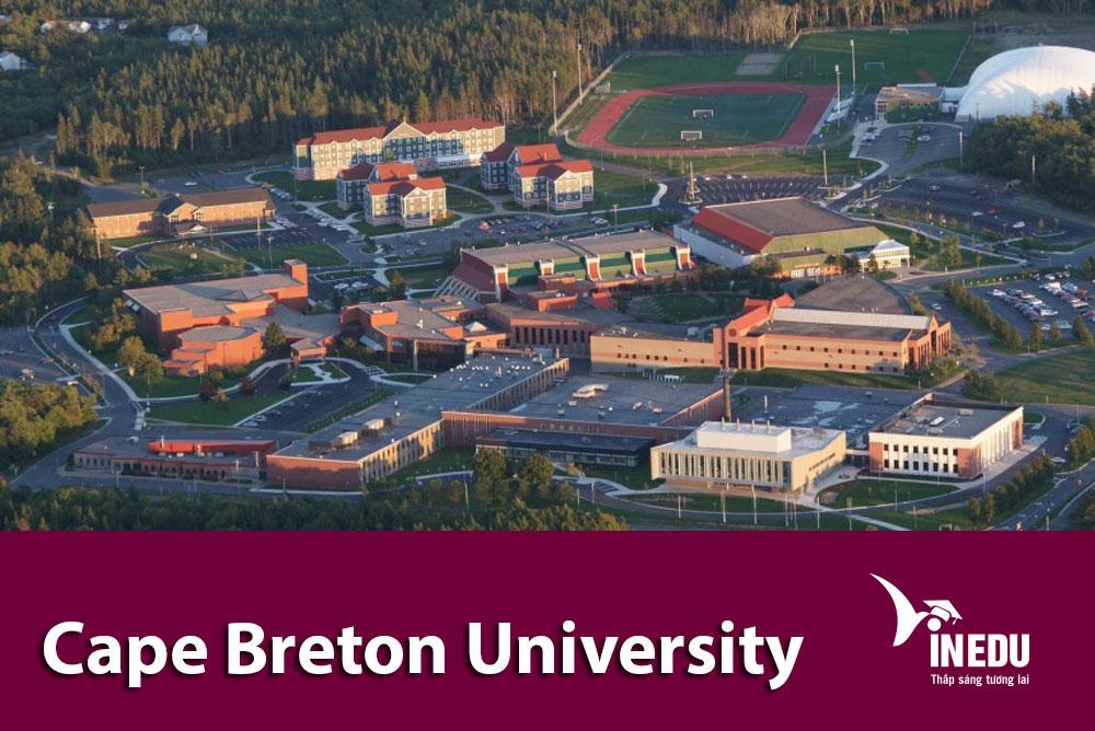 Trường Đại học Cape Breton - Học phí tiết kiệm, cơ hội thực tập cao