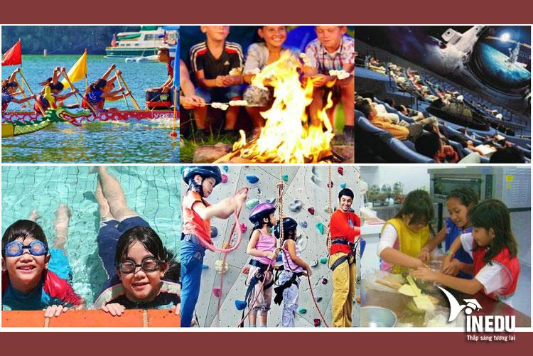 51 triệu đồng cho 2 tuần học hè tại Singapore