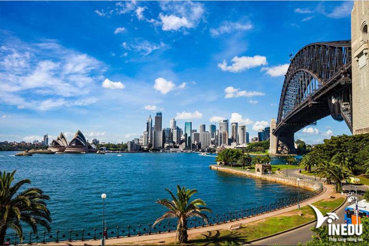 Chi phí học và sinh hoạt tại Sydney khá hợp lý
