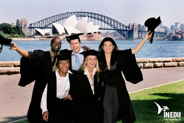 Sydney quy tụ các trường đại học nổi tiếng