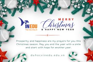 Giáng sinh an lành - Năm mới mừng vui