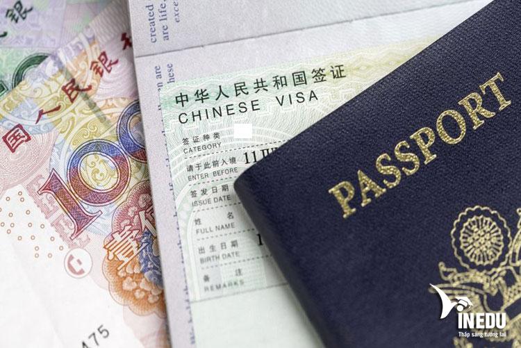 Các loại visa du học Trung Quốc và thủ tục xin thị thực