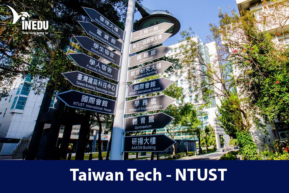 Du học Đài Loan bằng tiếng Anh - Chương trình Kỹ sư Tiên tiến Quốc tế