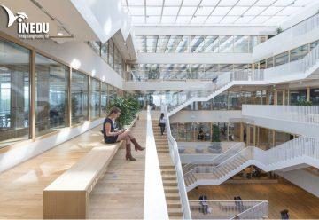Du học Hà Lan tại trường nghiên cứu Erasmus University Rotterdam