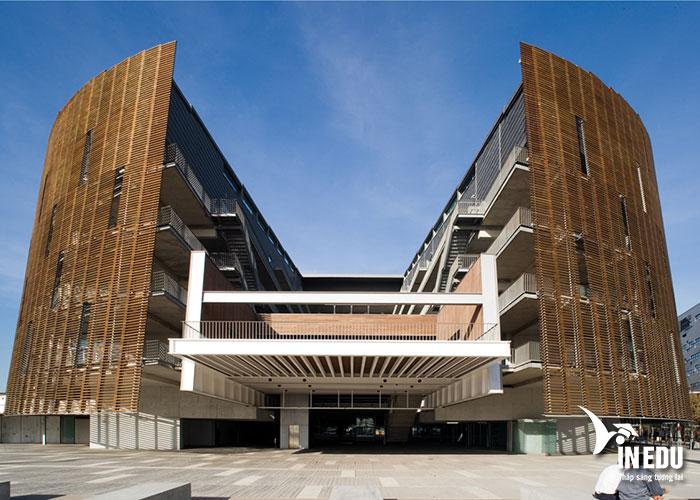 Du học Tây Ban Nha với ngôi trường đại học Pompeu Fabra