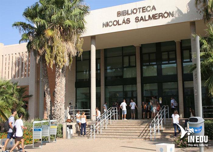 Du học đại học Almeria là ý tưởng không tồi