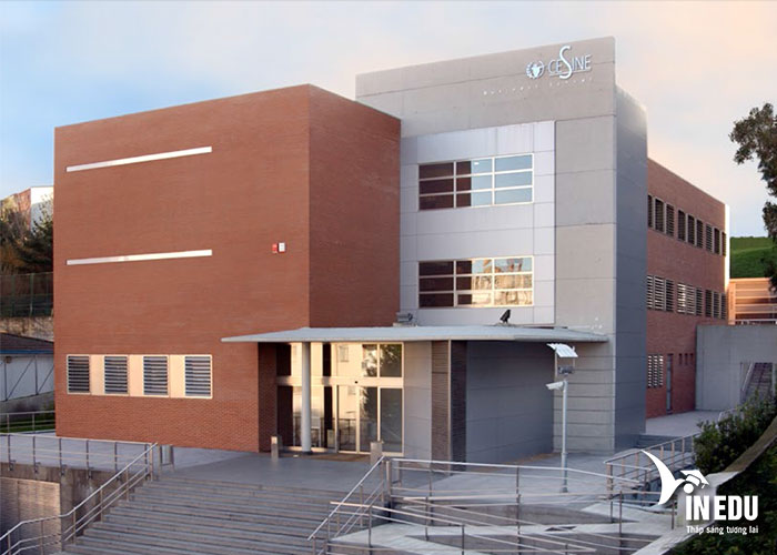Cơ sở vật chất tại trường Cesine hiện đại, tiên tiến