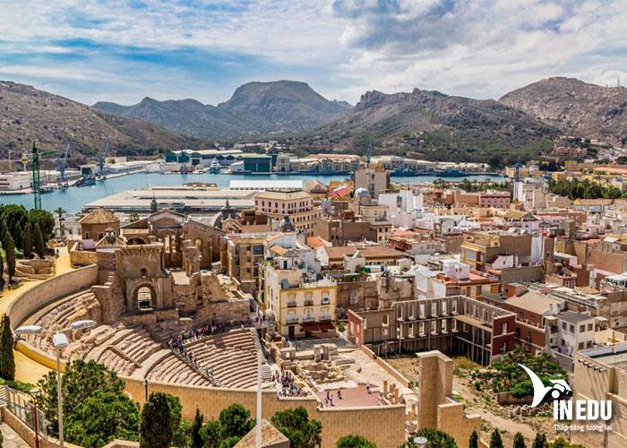 Kinh nghiệm du học tại Murcia, Tây Ban Nha