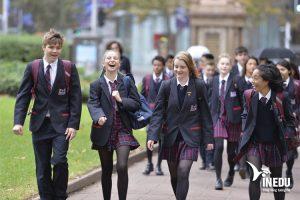 Học bổng du học Úc – 100% học phí từ trường trung học MGS