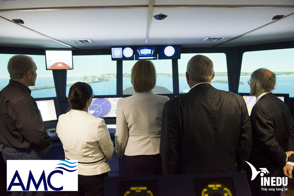 Học bổng du học Úc lên tới 50% ngành hàng hải - Trường AMC danh giá
