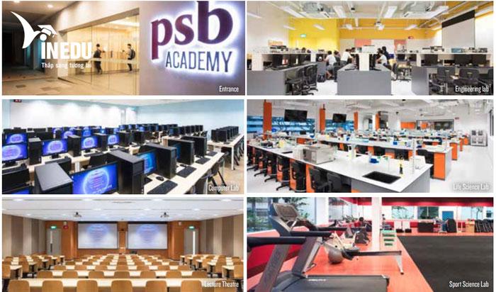 Học bổng du học Singapore mới nhất kỳ xuân 2019 của Học viện PSB