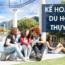 Kế hoạch du học Thụy Sĩ của học sinh Nguyễn Trường Giang