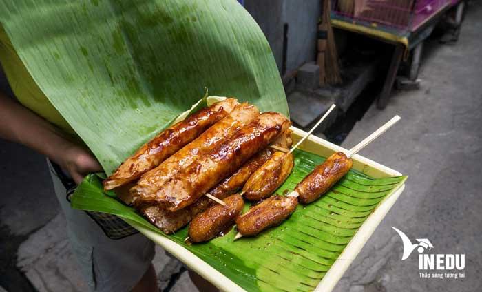 Những đặc sản danh bất hư truyền phải ăn khi du học Philippines