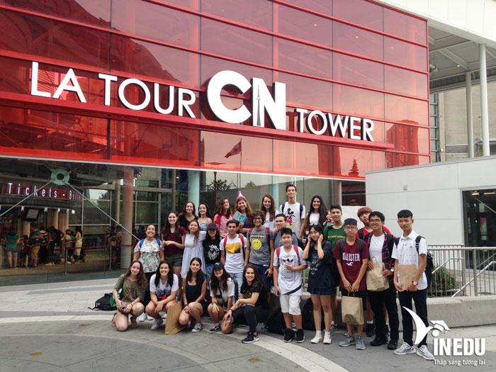 """Trại hè """"Lãnh đạo Toàn cầu"""" tại Vancouver - Du học Canada 2019"""