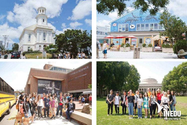 Trải nghiệm 2 tuần với 2 chương trình du học hè tại Boston, Hoa Kỳ
