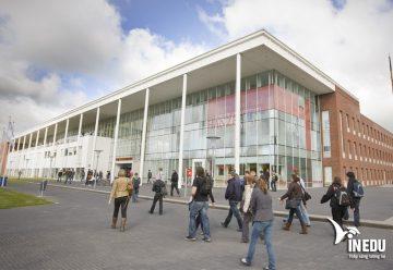 UAS - Trường đại học ứng dụng lớn nhất phía Bắc Hà Lan