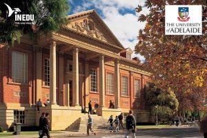 Học bổng 50% trường University of Adelaide - Trường top đầu tại Úc