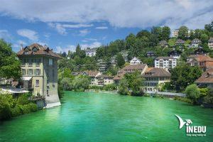 Ưu đãi tuyệt vời từ Thụy Sĩ cho du học sinh quốc tế