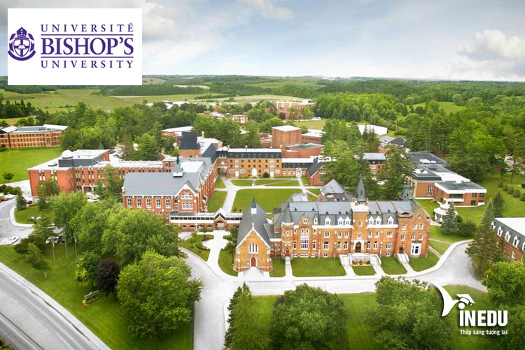 Đại học Bishop's, Quebec – Định cư chỉ sau 2 năm học tập