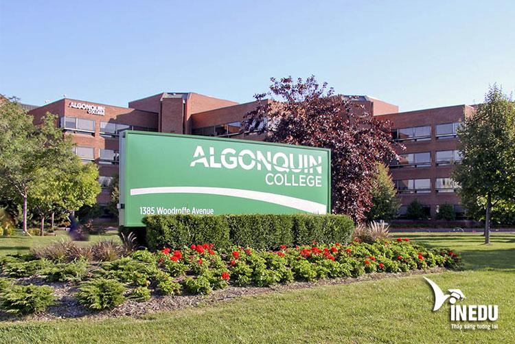 Du học Canada tiết kiệm nhất mà tốt nhất – Chọn Algonquin College
