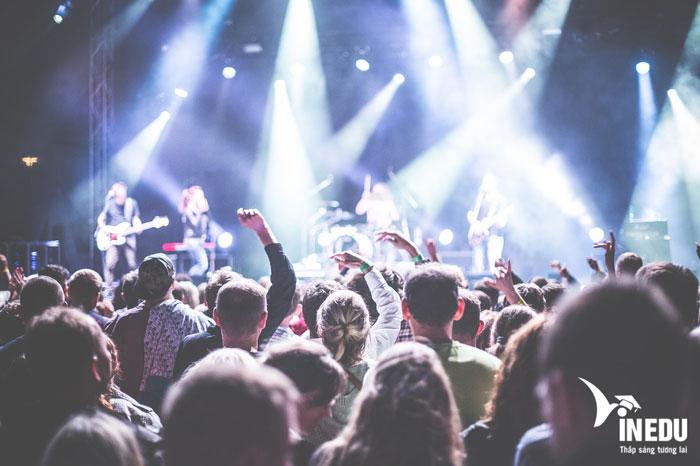 Du học Úc ngành âm nhạc – con đường rộng mở nhất cho đam mê