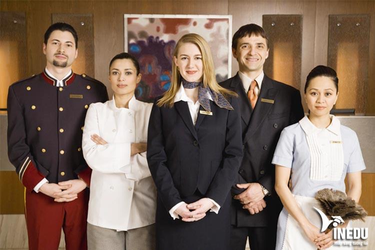 Du học Úc ngành hospitality – Cơ hội việc làm mức lương $82,698/năm