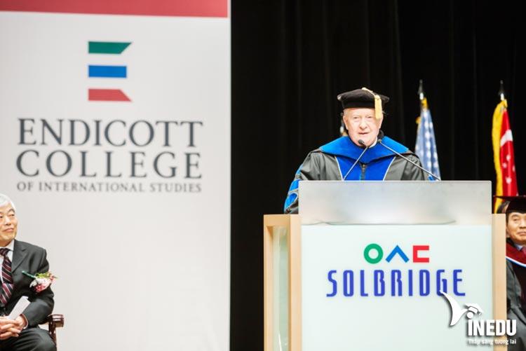 Endicott College – Du học Hàn Quốc bằng tiếng Anh