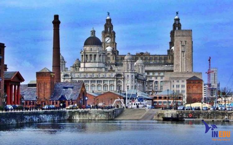 Thành phố Coventry nước Anh