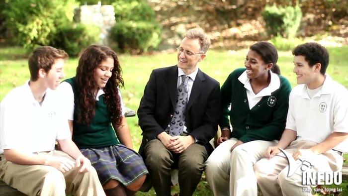 Học bổng 5.000USD tại trường Boston Trinity Academy