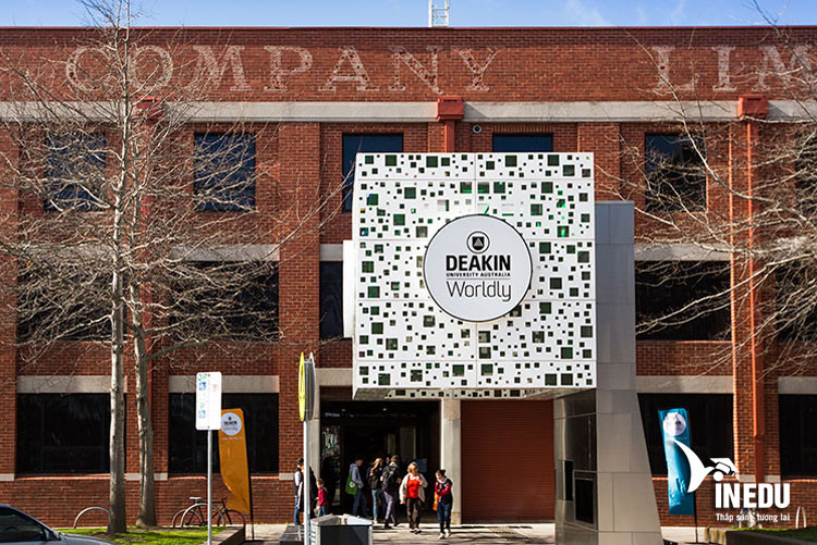 Học bổng du học Úc 20% học phí tại Deakin College