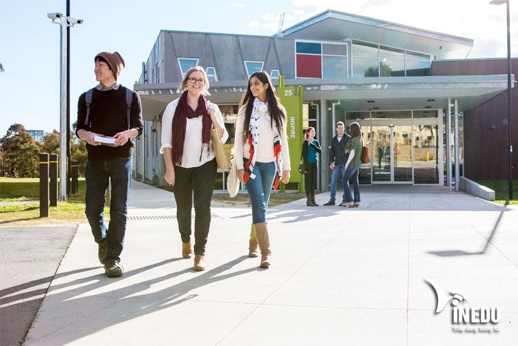 Học bổng du học Úc hấp dẫn của trường University of Canberra College