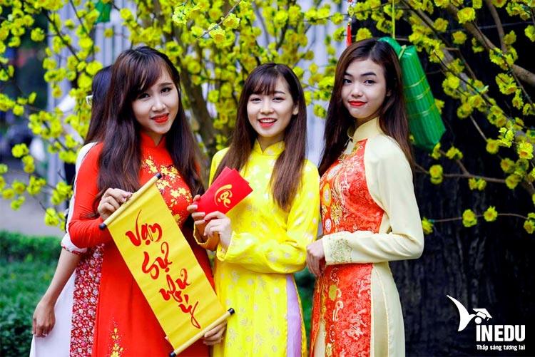 Ngày Tết của du học sinh Việt Nam
