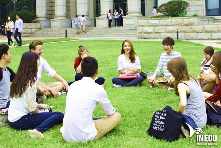 Ngoài SolBridge, bạn có thêm 2 lựa chọn du học Hàn Quốc không cần tiếng Hàn