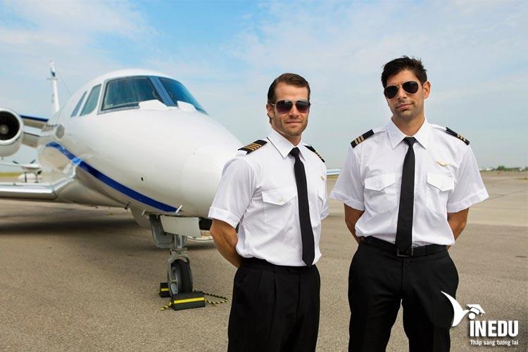 Những điều cần biết khi du học Pháp ngành hàng không