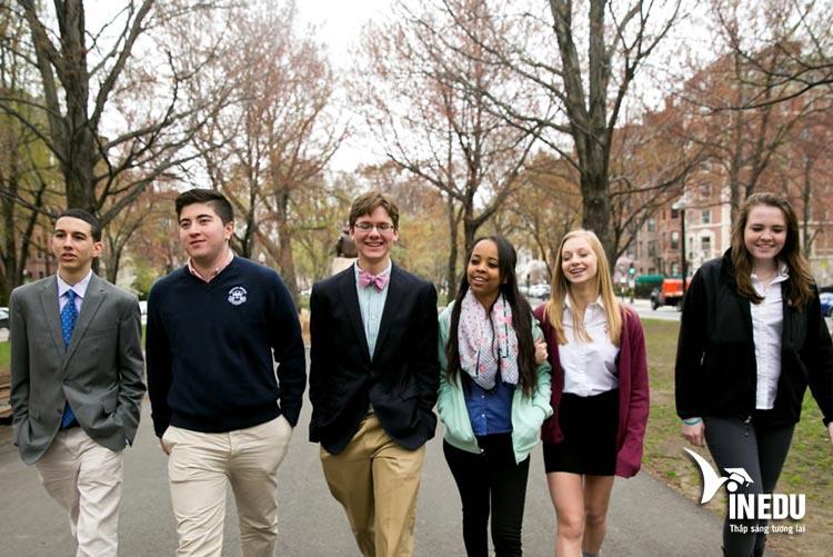 The Newman School cấp học bổng du học Mỹ lên tới 7.000 đô la