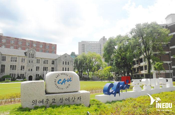 Trường đại học Chung-ang tuyển sinh – Du học Hàn Quốc 2019