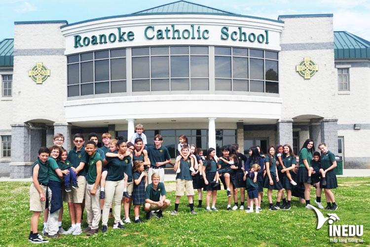 Cơ hội nhận học bổng du học Mỹ 6.450$ tại trường Roanoke