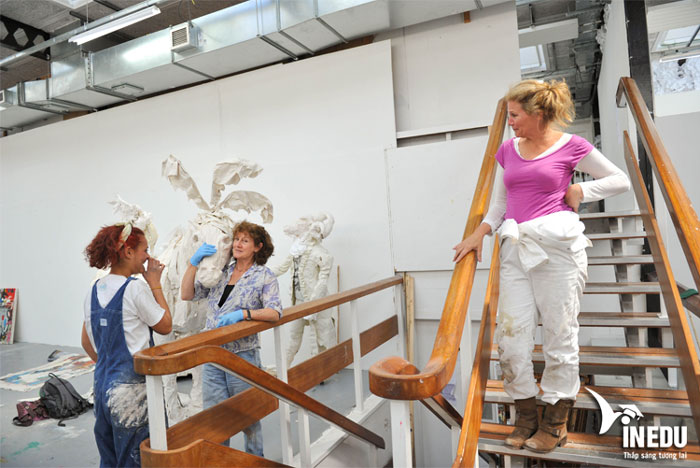 Đại học Nghệ thuật Sáng tạo UCA – Du học Anh với học bổng hấp dẫn