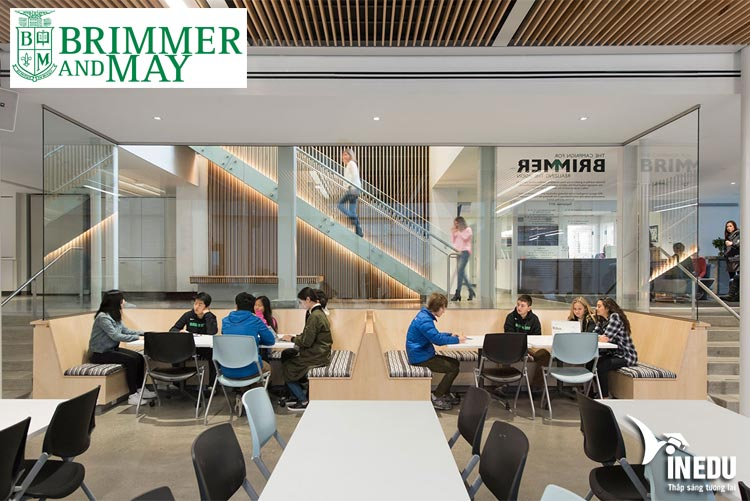 Du học Mỹ với học bổng lên đến 5000$ tại Brimmer and May School