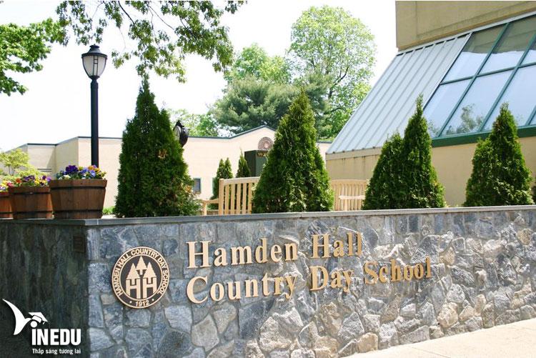 Học bổng 2019 lên tới 7000$ - Hamden Hall Country Day School, Mỹ