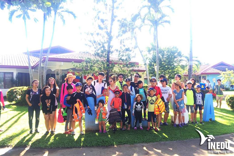 Trại hè Anh ngữ tại Philippines và Trại hè Anh ngữ độc đáo tại Singapore
