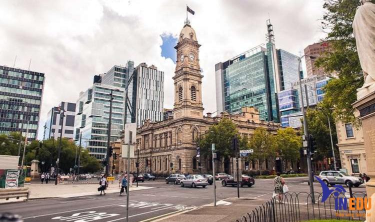 Adelaide thành phố dễ định cư nhất