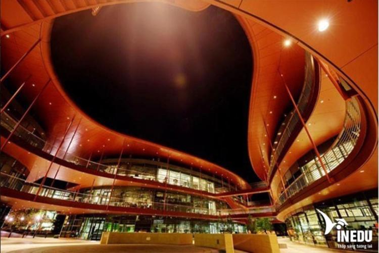 Cơ sở vật chất trường Stanford