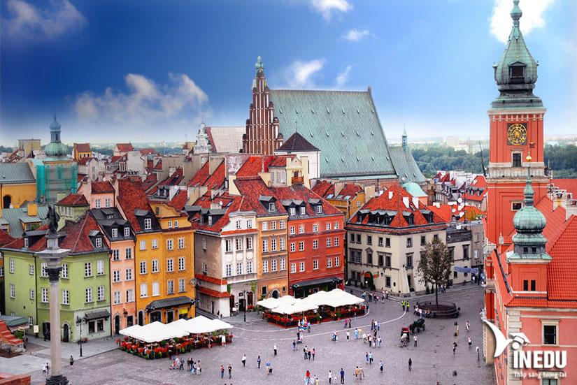 Đại sứ quán Ba Lan tại Việt Nam ở đâu? Có nhiệm vụ gì?