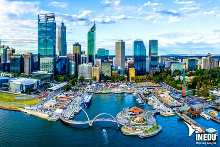 Địa điểm du lịch nổi tiếng tại Perth