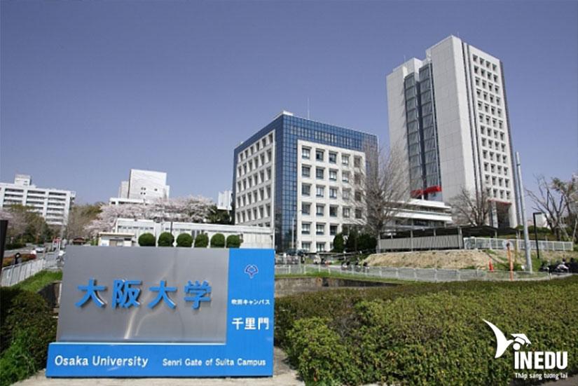 Đôi nét về Đại Học Osaka