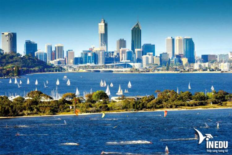 Đôi nét về thành phố Perth